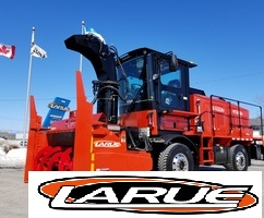 LARUE CANADA SNOW BLOWERS