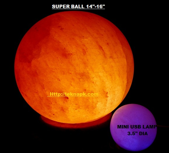 Ball Globe Tekna Power Himalaya Salt Products
